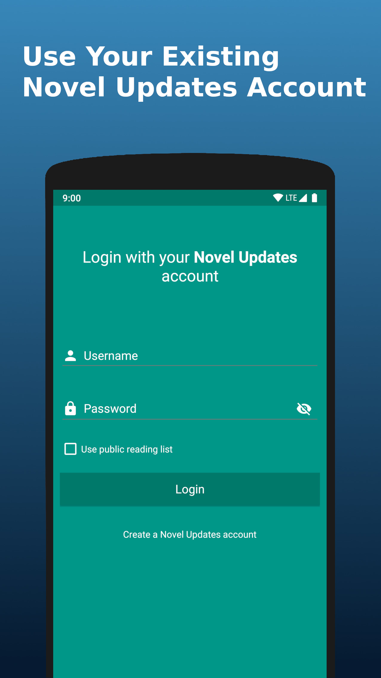 Notifications for NovelUpdates